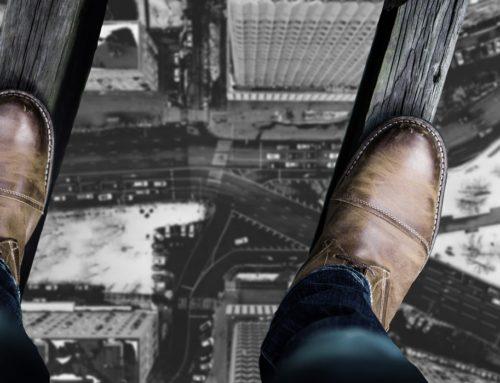 Entrare in relazione coi piedi di piombo