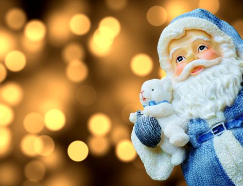 Papà esiste Babbo Natale?